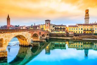 From £79pp for a two-night Verona break including flights, from £129pp for a three-night break, from £149pp for a four-night break - save up to 53%