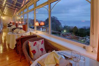 From £169 (from Luccombe Hall) for a two-night Isle of Wight break for two people with a three-course dinner, leisure access, breakfast and return ferry - save up to 30%