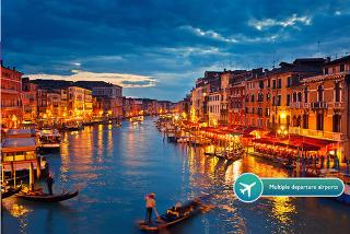 From £79pp (from ClearSky Holidays) for a two-night mystery Italy break with return flights, from £99pp for three nights, from £139pp for four nights - save up to 62%