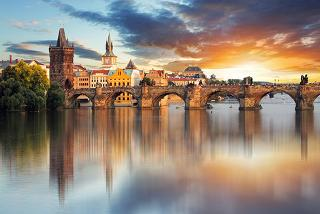 From £69pp for a two-night Prague stay with breakfast, flights and a river cruise or Hard Rock Cafe dinner, from £109pp for three nights - save up to 49%
