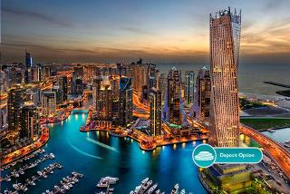 From £649pp for a nine-night Dubai, Hong Kong and Bangkok escape with flights, from £749pp for 12 nights, or pay a £300pp deposit today and save up to 64%