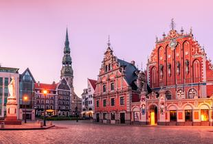 From £69pp (from Dial4Travel) for a two or three-night 4* Riga getaway with breakfast and flights - save up to 26%