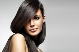 £49 instead of up to £100 for a Brazilian keratin blow dry at Jackie&Co, Kensington - save up to 51%