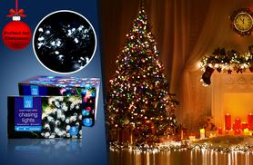 £9.99 instead of £24.99 (from Allboxed-up.com) for 100 LED Christmas fairy lights, £14.99 for 200 - choose from 2 colours & save up to 52%