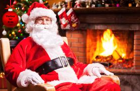 From £19.95 for a child ticket to a Father Christmas experience inc. meet the reindeers & make a bear, £10 for an adult at Marsh Farm