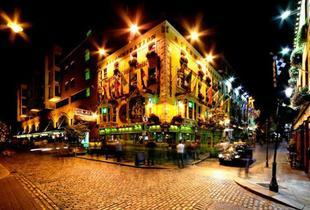 From £69pp (with Tour Center) for a 2-night Dublin break with accommodation and return flights - save up to 38%