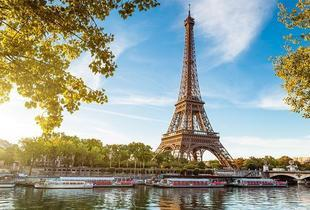 From £149pp (from Weekender Breaks) for a 2-night Paris break including return Eurostar and breakfast, or from £189pp for 3 nights - save up to 56%