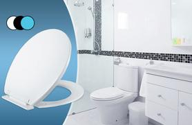 £8.99 instead of £27 for a soft-closing toilet seat from Wowcher Direct - save 67%