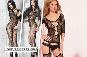£4.99 instead of £14.99 (from Love Temptations) for 1 body stocking, £9.99 for 2 - save up to 67%