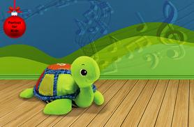 £19.99 instead of £44.99 (from Fancy Suits) for a Lamaze Turtle Tunes plush toy - save a turtally awesome 56%
