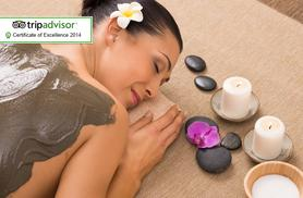 £79 for a spa day for 2 people including a 2-course lunch and Rhassoul mud treatment each, £150 for 4 at The Spa at Thoresby Hall - save up to 66%