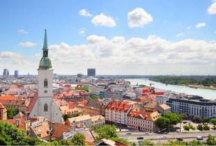 From £69pp (from ClearSky) for a 2-night Bratislava break including flights and breakfast, from £89pp for 3 nights - save up to 54%
