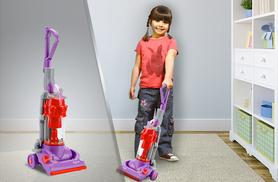 £18.99 instead of £25 for a kids' replica Dyson vacuum cleaner toy - get them started early and save 24%