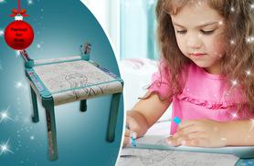 £12.99 instead of £29.99 (from Fancy Suits) for a Disney's Frozen activity table and colouring set - save 57%