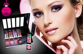 £16.99 instead of £65 (from Eden Organic Care) for a 5-piece luxury makeup palette inc. presentation case - save 74%