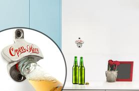 £4.99 instead of £14.99 (from London Exchainstore) for a wall-mounted retro bottle opener - save 67%