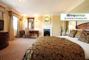 £99 (at Carlton Mitre Hotel, Hampton Court) for a 1nt stay for 2 in an exclusive room, £159 with dinner & room upgrade – save up to 52%