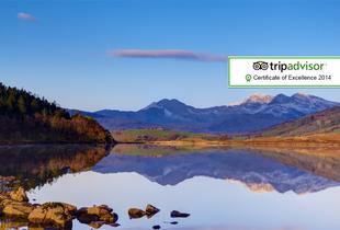 £149 for a 5* Snowdonia 1nt break for 2 including breakfast, Prosecco, hot tub access and late check-out, £259 for 2nts at Ffynnon, Dolgellau