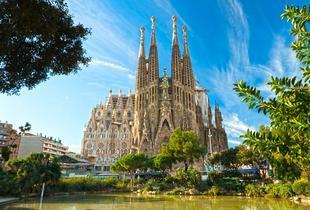 From £89pp instead of up to £114.48pp (from iFly) for a 2-night Barcelona break including flights - save up to 22%