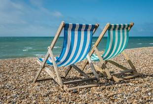 From £49 (at The Brighton Hotel) for an overnight stay for two with leisure access and breakfast, from £89 to include a three-course dinner and Prosecco - save up to 54%