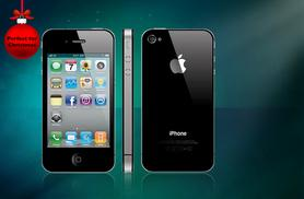 £110 instead of £170 (from Smart Cherry Mobiles) for an unlocked refurbished iPhone 4 8GB - save 35% & DELIVERY INCLUDED!
