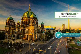 From £69pp (from Cheap Cost Holidays) for a two-night Berlin break including flights, from £99pp for three nights - save up to 60%
