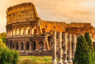 From £109pp (with Major Travel) for a 2-night 4* Rome break with breakfast, return flights and sightseeing tour, from £139pp for 3 nights - save up to 22%