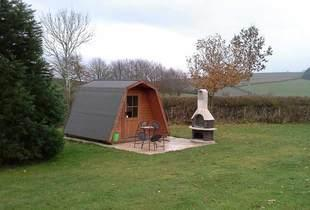 £59 for a two-night stay glamping stay for two people, or £79 for three nights at Greenway Touring & Glamping Park, Shropshire - save 22%