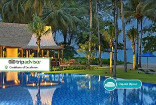 From £549pp (from Affordable Luxury Travel) for a seven-night 5* getaway to Khao Lak including breakfast and flights, or pay a £150 deposit today - save up to 51%