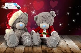 £10 instead of up to £20 (from Carte Blanche) for a Me to You bear - choose from 2 designs and save up to 50%