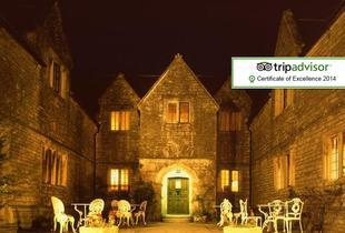 £89 (at Mortons House Hotel) for a 1-night Dorset stay for 2 inc. a glass of wine, breakfast and late checkout, or £179 for 2 nights - save up to 52%
