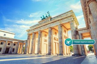From £129pp (with Tour Center) for a four-night Krakow and Berlin break with flights and a coach city transfer, from £169pp for six nights - save up to 47%