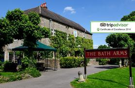 From £59 (at The Bath Arms at Longleat) for a 1nt stay for 2 people inc. b'fast & late checkout - save up to 41%