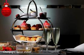 £19 instead of £50 for afternoon tea for 2, or £29 including champagne at Number Twelve in the Ambassadors Bloomsbury - save up to 62%