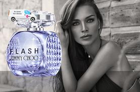 £29.99 instead of £56 for a 60ml bottle of Jimmy Choo Flash eau de parfum from Wowcher Direct - save 46%