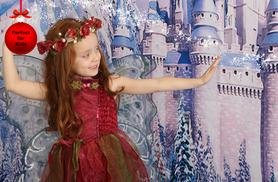 £9 instead of £110 for a fairy or ice princess photoshoot for up to 2 children at Picture Perfect by Mario, Birchington - save 92%
