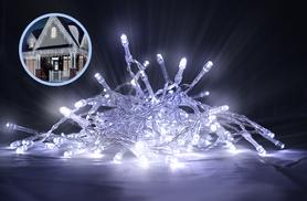 £6.99 instead of £17 (from Hungry Bazaar) for a set of 50 LED fairy lights, £8.99 for 100 - save up to 59%