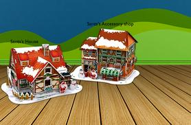 £6.99 instead of £19 (from Evaniy) for a 3D building puzzle - choose from 9 designs and save 63%