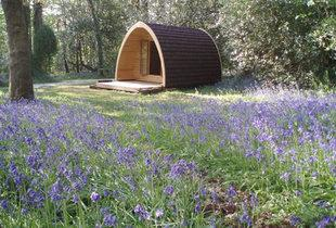 £49 (from Buyagift) for an overnight glamping break for two at a choice of 15 UK locations!