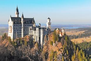 From £149pp (with Tour Center) for a 2-night magical Bavaria break including flights and Sleeping Beauty castle tour - save up to 38%