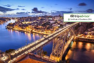 From £89pp (from Tour Center) for a 2-night Porto stay including flights and a hop on, hop off tour - save up to 26%
