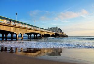 £89 (at Durley Dean Hotel) for a 2-night Bournemouth stay for 2 inc. breakfast, cream tea and leisure facility access, £109 for 2 nights - save up to 34%