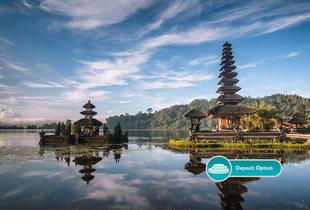 From £599pp (from Great Pacific Travels) for a nine-night Bali and Java break with flights, welcome drink and breakfast or pay a £250pp deposit today - save up to 22%