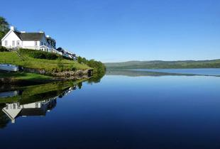 £69 (from UK Mini Break) for a 1nt self-catered break for 2 at Portsonachan Hotel & Lodges, £129 for 2nts or £189 for 3nts - save up to 42%