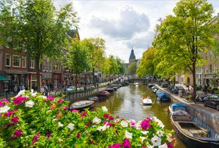 From £79pp (from Weekender Breaks) for a two-night Amsterdam break including flights, or from £149pp for a three-night stay - save up to 45%