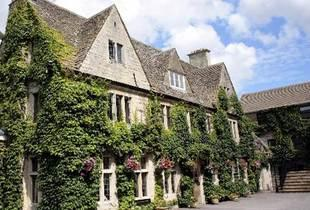 £99 (from Buyagift) for an overnight Cotswolds stay for two with breakfast at the Hatton Court Hotel