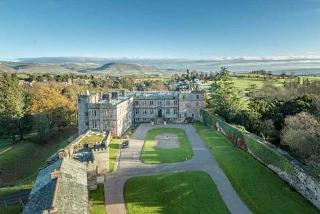 £199 for a luxury two-night stay for two people including breakfast, a castle tour, Prosecco and hot tub and sauna access at Appleby Castle, Cumbria - save 52%