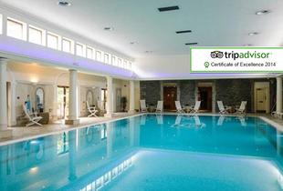 £189 (at 4* Tre-Ysgawen Hall Hotel & Spa) for a 2nt stay for 2 inc. leisure facility access & b'fast, £279 for 3nts - save up to 39%