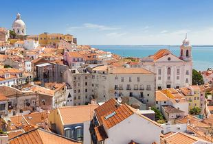 From £79pp instead of up to £148.78pp (from Tour Center) for a 2-night Lisbon break including flights and city bus tour - save up to 47%