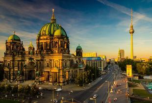 From £89pp (from Tour Center) for a 2-night Berlin break including return flights, or from £119pp for 3 nights - save up to 51%